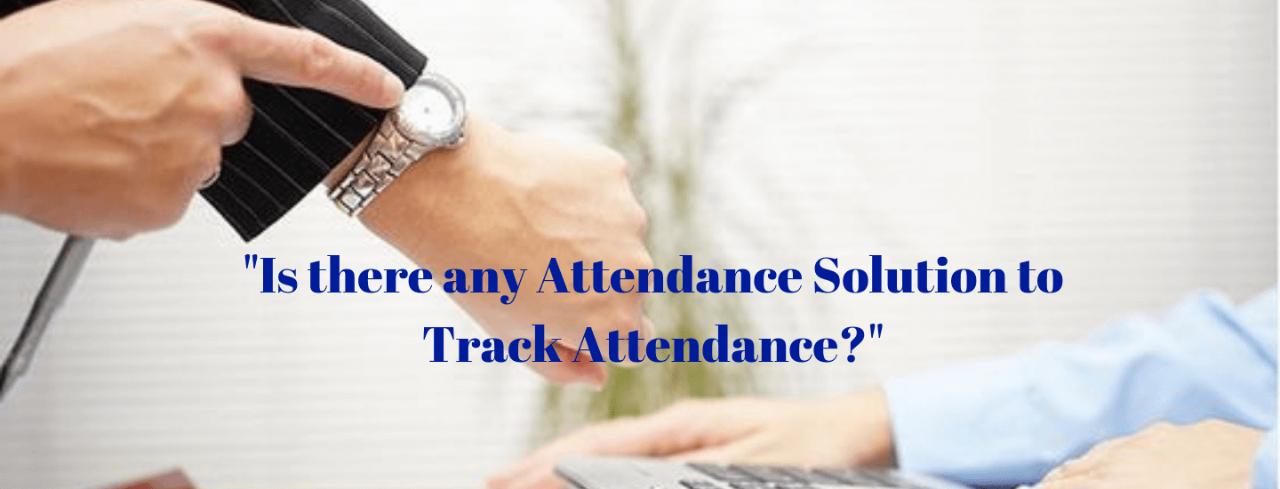 Is there any attendance solution to track attendance?