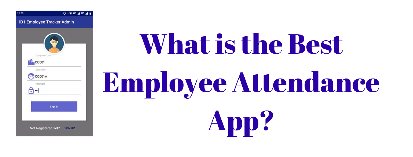 What is the best employee attendance app?