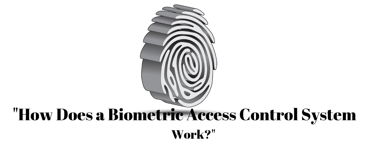 How does a Biometric Access Control system work?